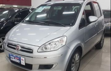 Fiat Idea Essence 1.6 16V Flex - Foto #3