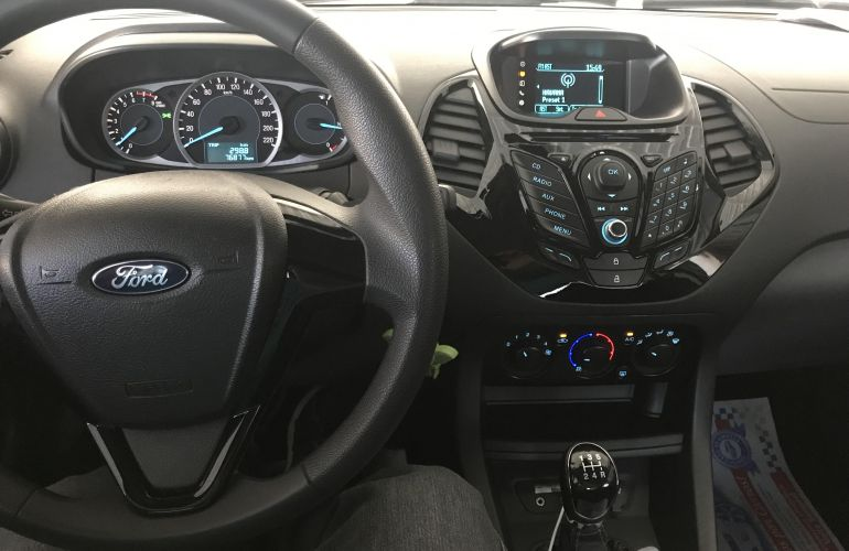 Ford Ka Sedan SE Plus 1.5 16v (Flex) - Foto #4