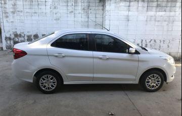 Ford Ka Sedan SE Plus 1.5 16v (Flex) - Foto #5