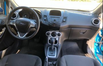 Ford New Fiesta SE 1.6 16V Powershift - Foto #9