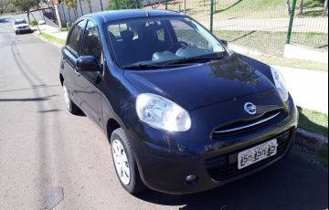 Nissan March 1.6 16V S (Flex)