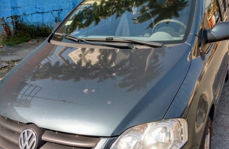 Volkswagen SpaceFox Comfortline 1.6 8V (Flex) - Foto #5