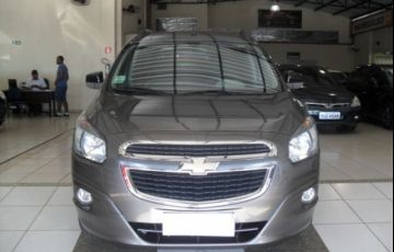 Chevrolet Spin Advantage Eco 1.8 8V Flex - Foto #1