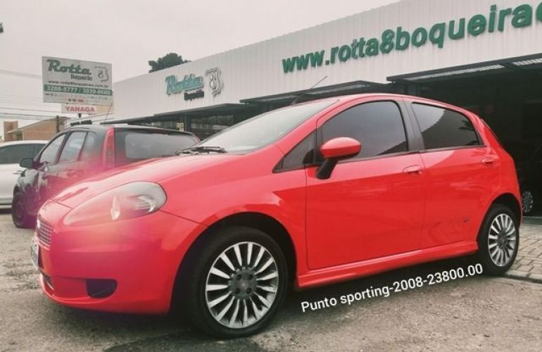 Fiat Punto Sporting 1.8 8V Flex - Foto #1