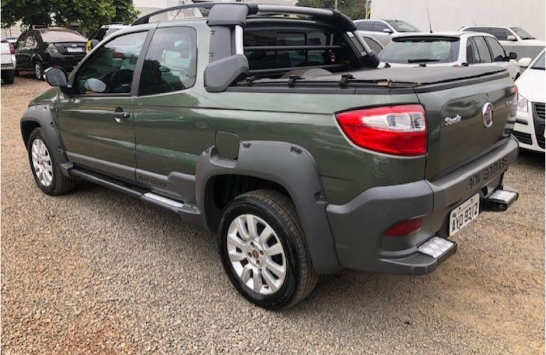 Fiat Strada Adventure Locker 1 8 8v  Flex   Cabine Dupla  2015  2015 - Sal U00e3o Do Carro
