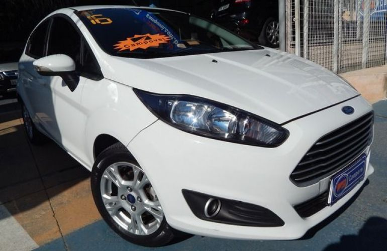 Ford New Fiesta SE PowerShift 1.6 - Foto #2