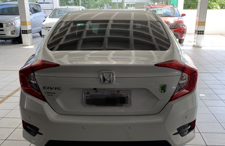 Honda Civic Sport 2.0 i-VTEC CVT - Foto #3