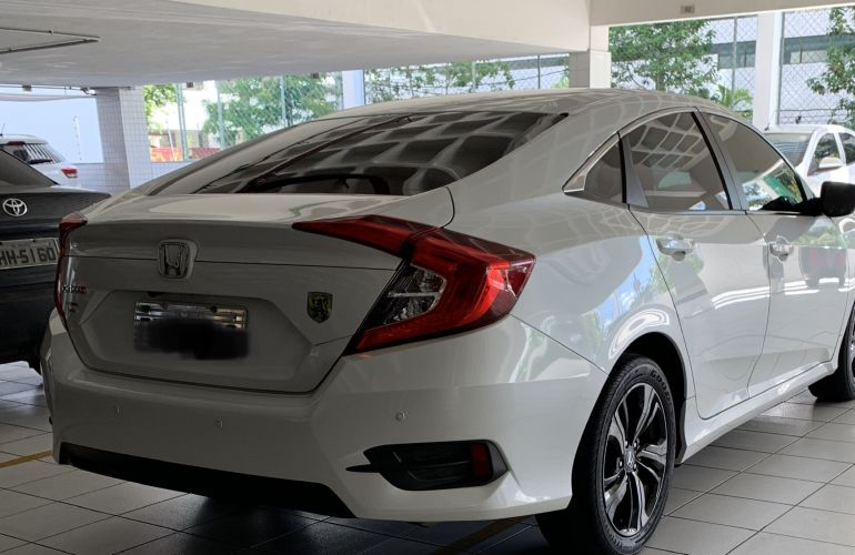 Honda Civic Sport 2.0 i-VTEC CVT - Foto #5