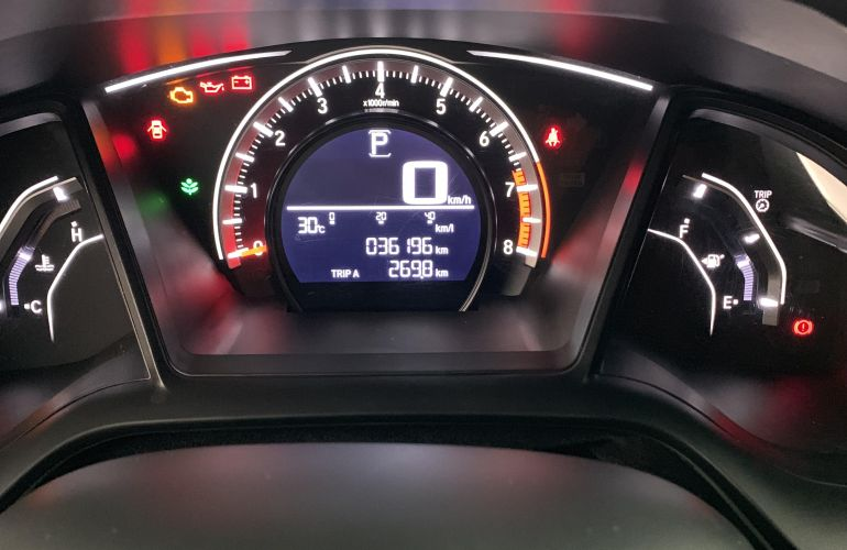 Honda Civic Sport 2.0 i-VTEC CVT - Foto #8