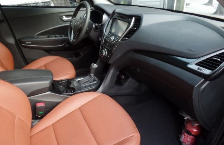 Hyundai Santa Fé 4x4 3.3 MPFI V6 270CV - Foto #3