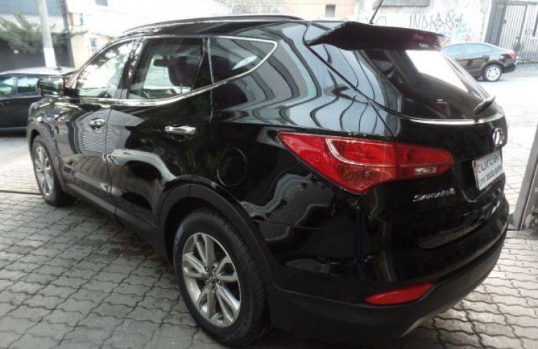 Hyundai Santa Fé 4x4 3.3 MPFI V6 270CV - Foto #5