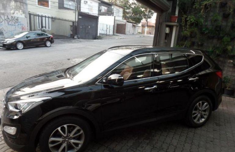Hyundai Santa Fé 4x4 3.3 MPFI V6 270CV - Foto #9