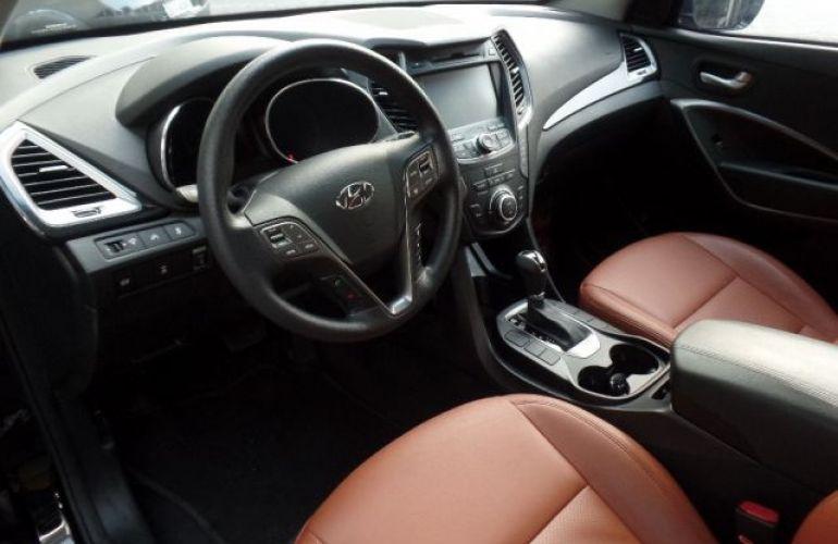 Hyundai Santa Fé 4x4 3.3 MPFI V6 270CV - Foto #10