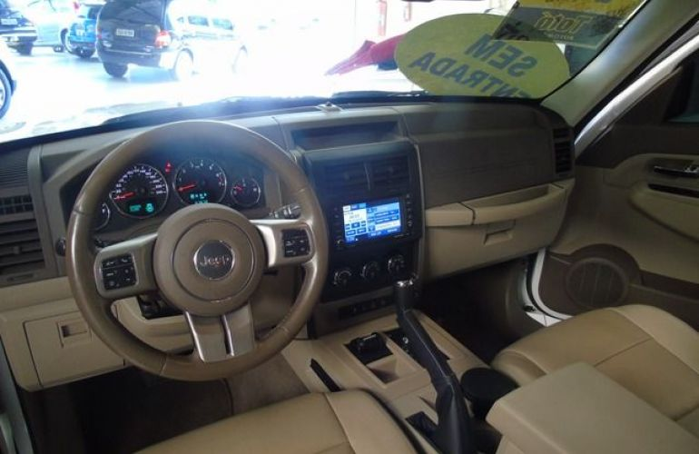 Jeep Cherokee Sport 4X4 3.7 V6 12V - Foto #5