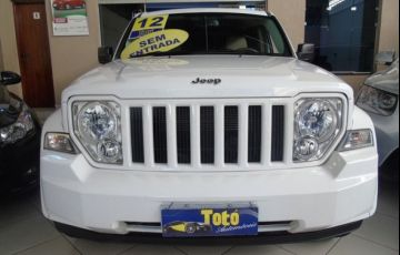 Jeep Cherokee Sport 4X4 3.7 V6 12V - Foto #8