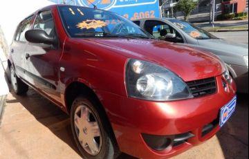 Renault Clio Campus 1.0 16V Hi-Flex - Foto #2