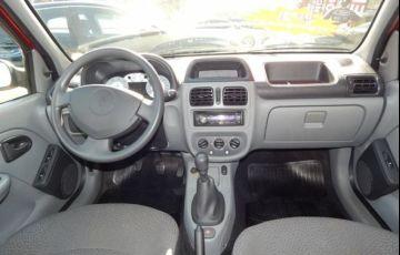 Renault Clio Campus 1.0 16V Hi-Flex - Foto #3