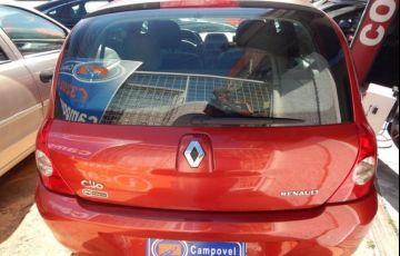 Renault Clio Campus 1.0 16V Hi-Flex - Foto #5