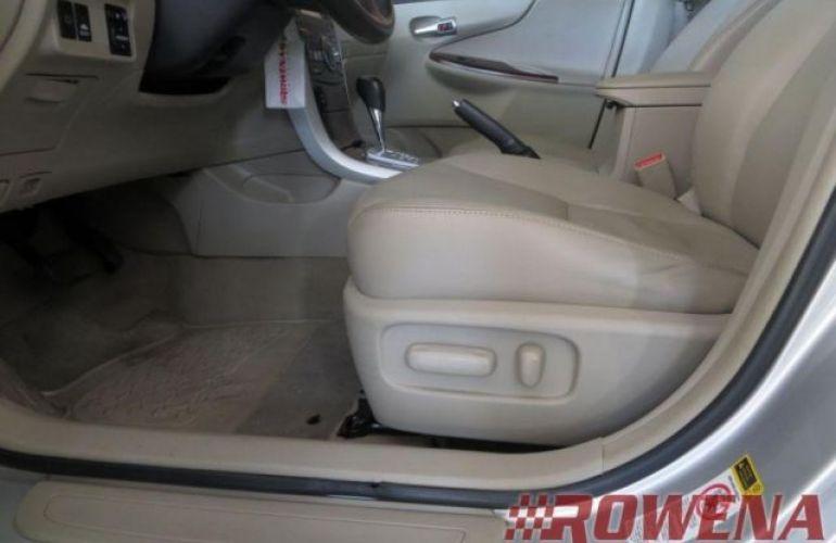 Toyota Corolla Altis 2.0 16V Flex - Foto #6