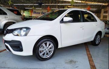Toyota Etios Sedan X Plus 1.5 (Flex) (Aut)