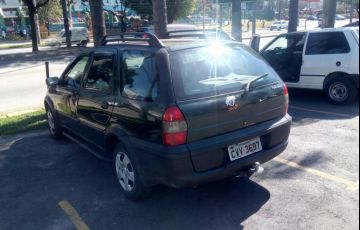 Fiat Palio Weekend Adventure 1.6 8V - Foto #3