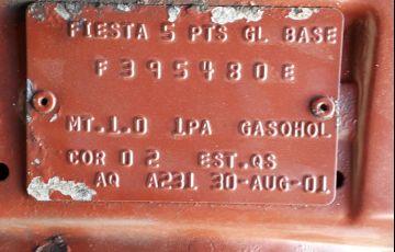 Ford Fiesta Hatch GL 1.0 MPi 4p - Foto #4