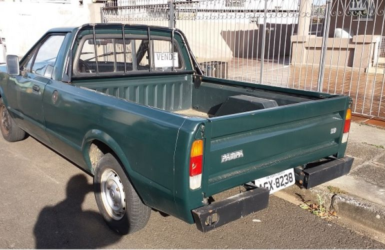Ford Pampa L 1.8 i (Cab Simples) - Foto #1