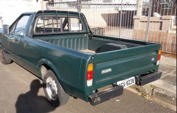 Ford Pampa L 1.8 i (Cab Simples)