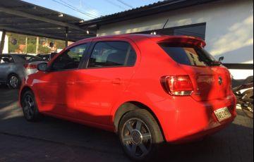 Volkswagen Novo Gol 1.6 (Flex) - Foto #4