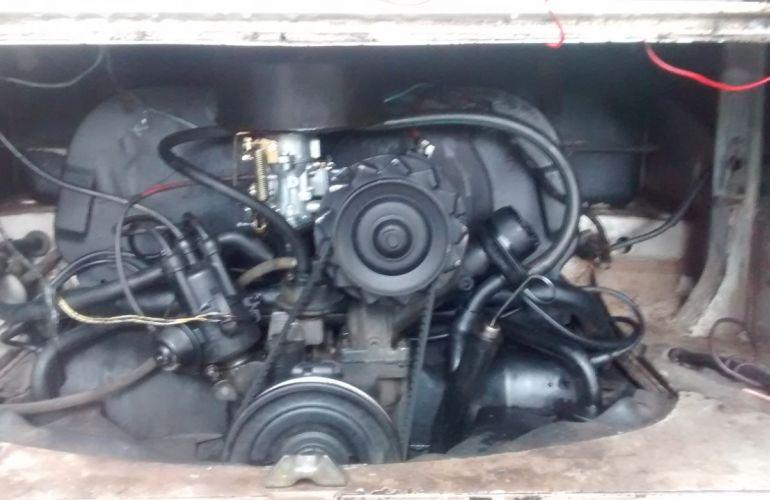 Volkswagen Kombi Luxo 1.6 - Foto #6