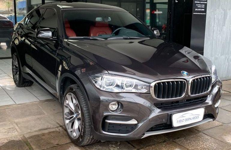 BMW X6 Coupé 35i 4x4 3.0 24v 6c  4p - Foto #3