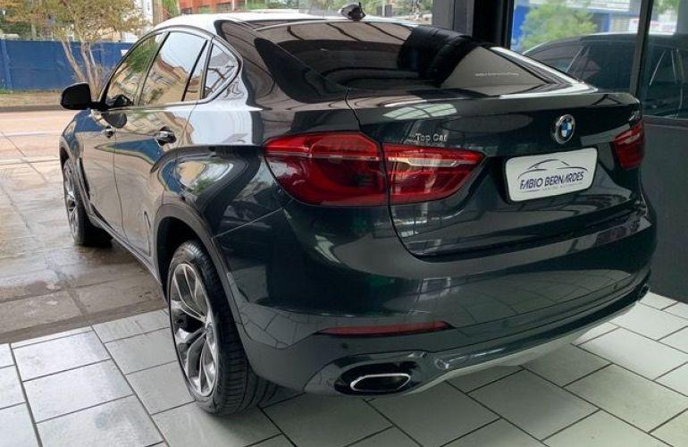 BMW X6 Coupé 35i 4x4 3.0 24v 6c  4p - Foto #4