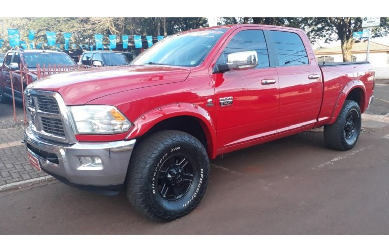 Dodge Ram 2500 CD 6.7 4X4 Laramie - Foto #2