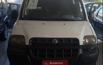 Fiat Doblò Cargo 1.8 Flex - Foto #1
