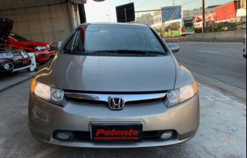 Honda Civic LXS 1.8 16V Flex - Foto #7