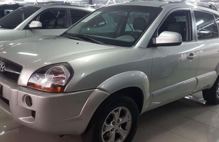 Hyundai Tucson GLS 2.0 Flex - Foto #2
