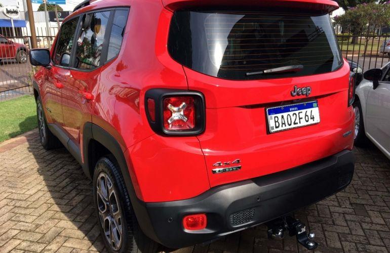 Jeep Renegade Longitude 2.0 Multijet TD 4WD (Aut) - Foto #3