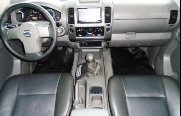 Nissan Frontier LE 4X4 Cabine Dupla 2.5 Turbo Eletronic - Foto #7