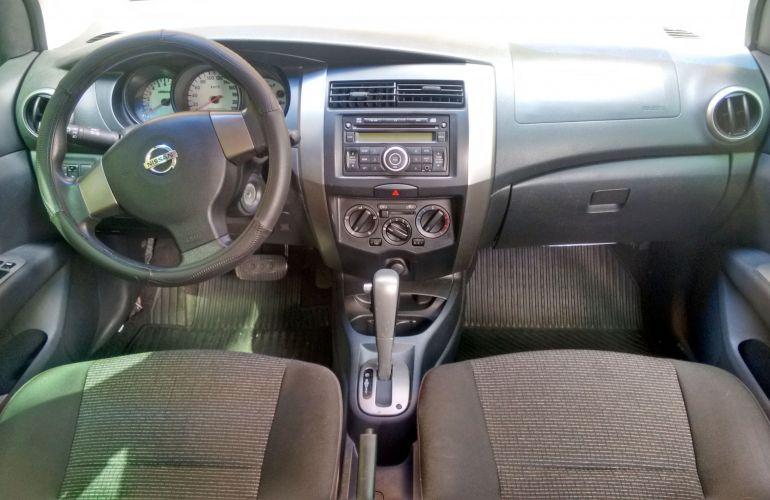 Nissan Livina S 1.8 16V (flex) (aut) - Foto #7