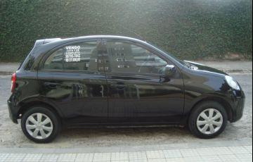 Nissan March 1.0 16V S (Flex) - Foto #3