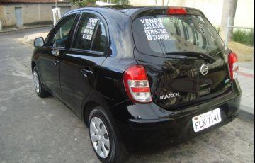 Nissan March 1.0 16V S (Flex) - Foto #4