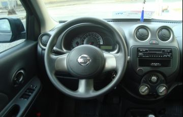 Nissan March 1.0 16V S (Flex) - Foto #7