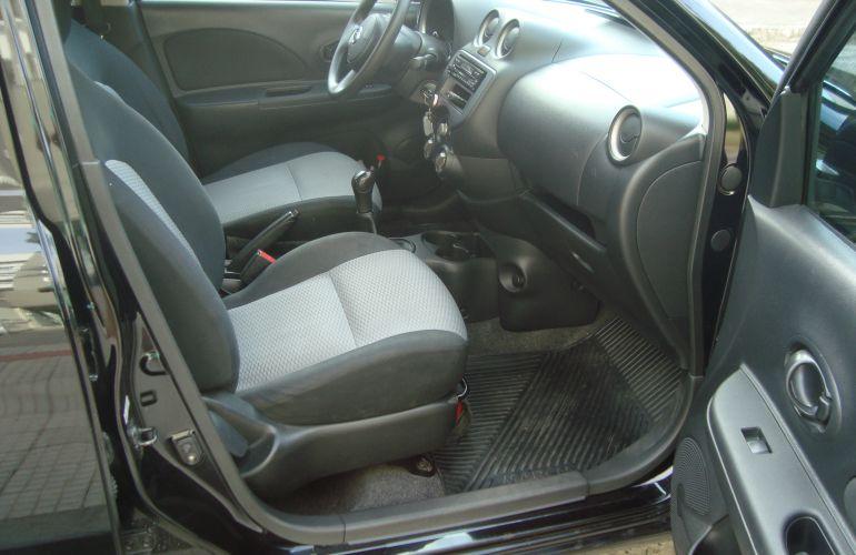 Nissan March 1.0 16V S (Flex) - Foto #10