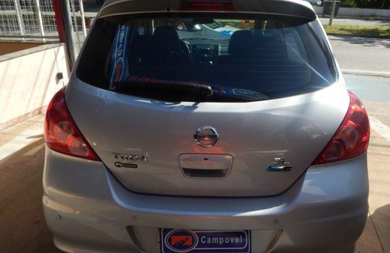 Nissan Tiida SL 1.8 16V Flex - Foto #5