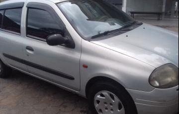 Renault Clio Hatch. RN 1.0 8V - Foto #3