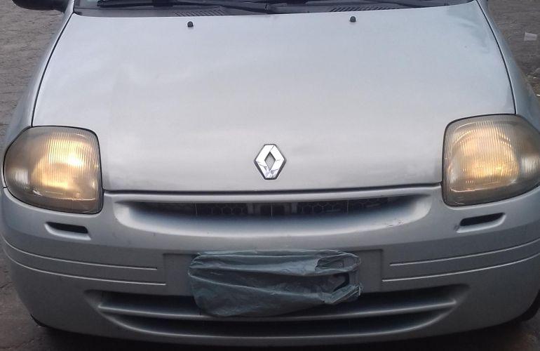 Renault Clio Hatch. RN 1.0 8V - Foto #10