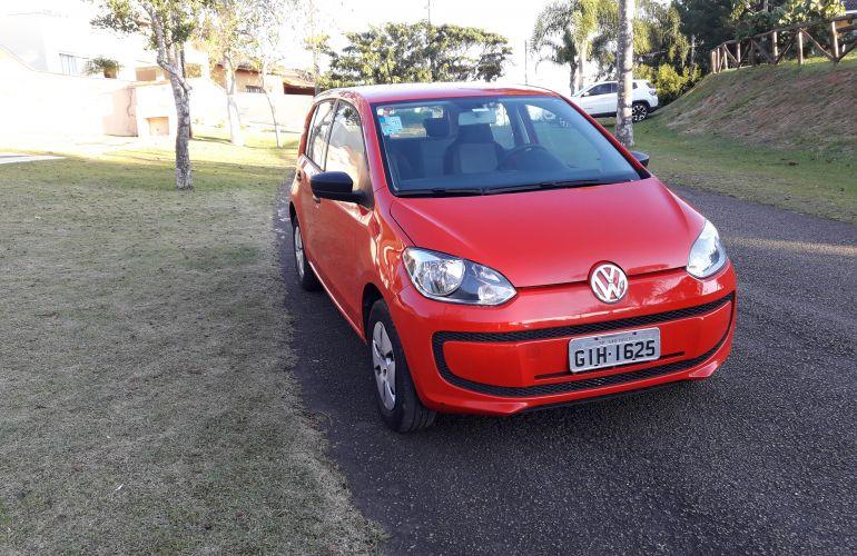 Volkswagen Up! 1.0 12v E-Flex take up! 4p - Foto #9