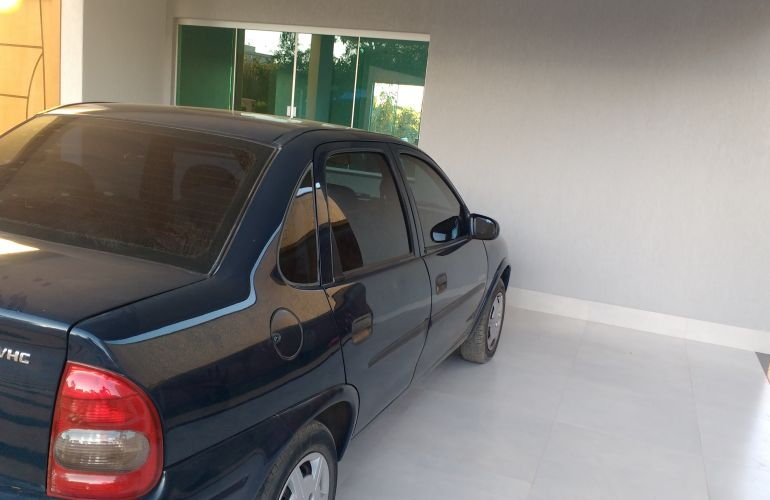 Chevrolet Corsa Sedan Classic Life 1.0 (Flex) - Foto #1