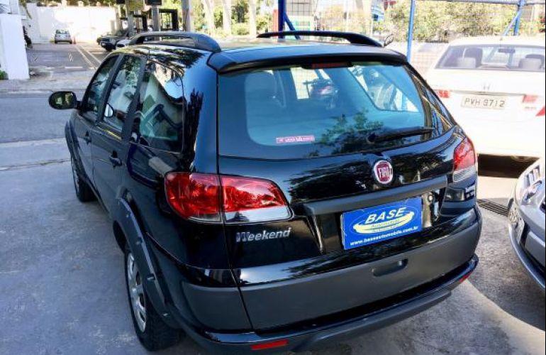 Fiat Weekend Trekking 1.6 Flex 16V 5p - Foto #4