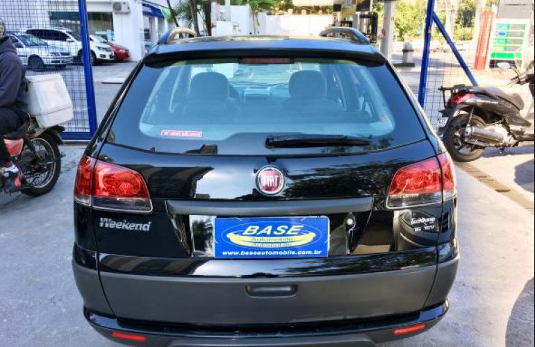 Fiat Weekend Trekking 1.6 Flex 16V 5p - Foto #5